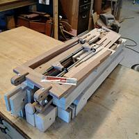 Two more chevalet kits shipped out - Woodworking Project by shipwright