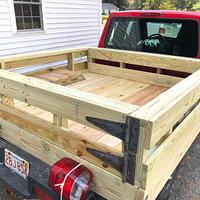 Ford Ranger truck bed - Woodworking Project by David A Sylvester