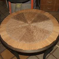 Table restoration - Woodworking Project by Andulino