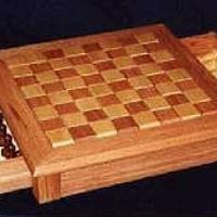 Chess Box  - Woodworking Project by BarbS