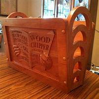 3D carvings - Woodworking Project by Keith Hodges