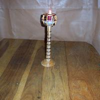 Lighthouse candle holder - Woodworking Project by Wheaties  -  Bruce A Wheatcroft   ( BAW Woodworking)