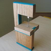 Leci n'est pas une bandsaw - Woodworking Project by Moment