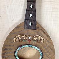 Door Harp - Woodworking Project by Terry