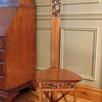 Charles Rohlfs 1898 Desk Chair and Popular Woodworking Article - Woodworking Project by Woodbridge