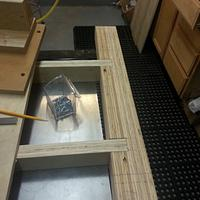 Workbench pictures #1 - Woodworking Project by Jeff Vandenberg