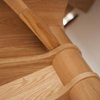 Timber Spiral Staircase - Woodworking Project by Haldaneuk