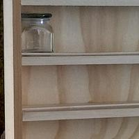 Rick's Spice Rack - Woodworking Project by MsDebbieP