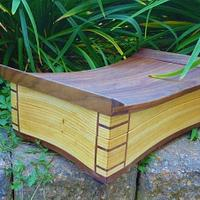 TAMASIA - Woodworking Project by kiefer