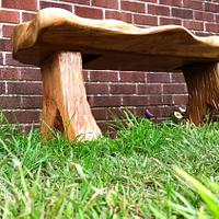 Solid Oak Garden Bench - Woodworking Project by Mauchline Hardwood