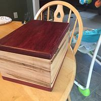 Jewelry box - Woodworking Project by Jeff