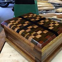 Trinket box - Woodworking Project by Sam Scott