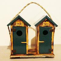 Bird House - Project by Michael De Petro