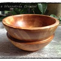 Cedar bowl or bowls...which is it...?