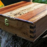Pallet Wood Shut The Box Game - Woodworking Project by Jayson