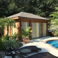 Cedar Doors - Woodworking Project by Chris & Sandy Charpentier