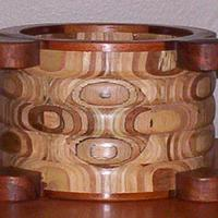 VASE STABILIZER  - Woodworking Project by Sam Shakouri