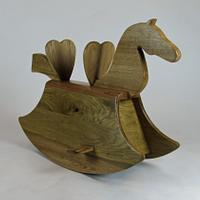 New Yankee Workshop Sturbridge Village Rocking Horse - Woodworking Project by Woodbridge