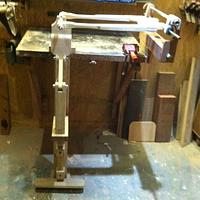 Workbench chevalet - Woodworking Project by Dutchy