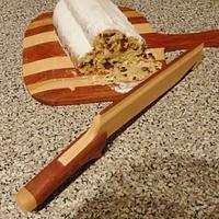 BAKERS KNIFE AND OVEN HOOK