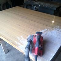 Finished workbench - Project by Vettekidd97