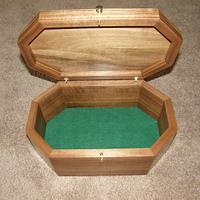 Walnut Box for Rhoda