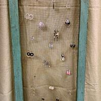Jewelry display/organizers - Woodworking Project by Maderhausen