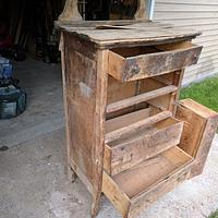 Restoration - Woodworking Project by Rickswoodworks