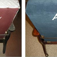 Morris chair restoration - Woodworking Project by Lightweightladylefty