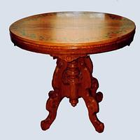 Small Victorian Table Reproduction - Woodworking Project by Lightweightladylefty