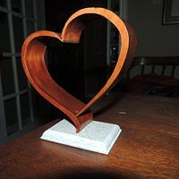 Small Heart - Woodworking Project by Rolando Pupo