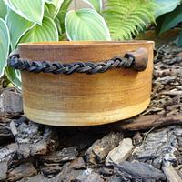 RUSTIC HARVEST BASKET  - Woodworking Project by kiefer