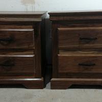 Nightstands - Woodworking Project by Michael De Petro