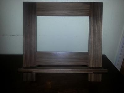 Book Stand - Woodworking Project by David E.