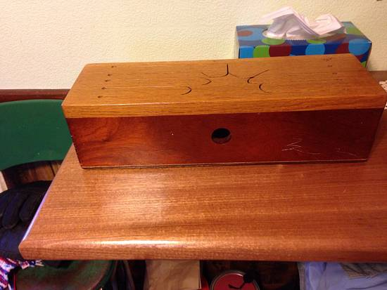 Music box - Woodworking Project by David A Sylvester