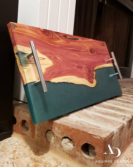 Eastern Tennessee Cedar - Woodworking Project by Harold Aguirre