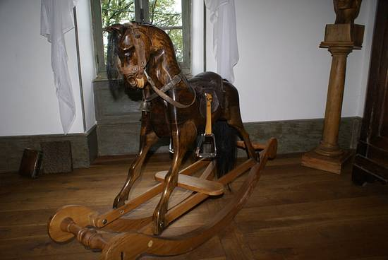 Rocking horse - Woodworking Project by william