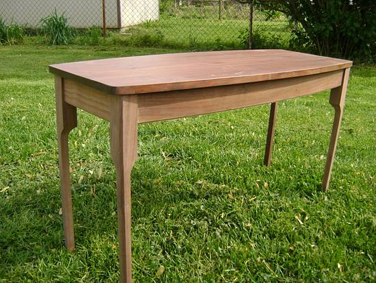 Walnut coffee table - Woodworking Project by Jeff Smith