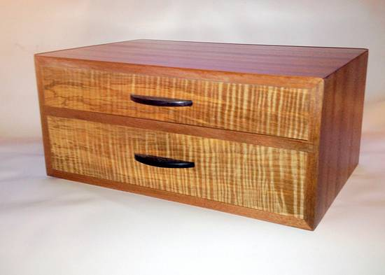 Jewelry box - Woodworking Project by Hopewellwoodwork