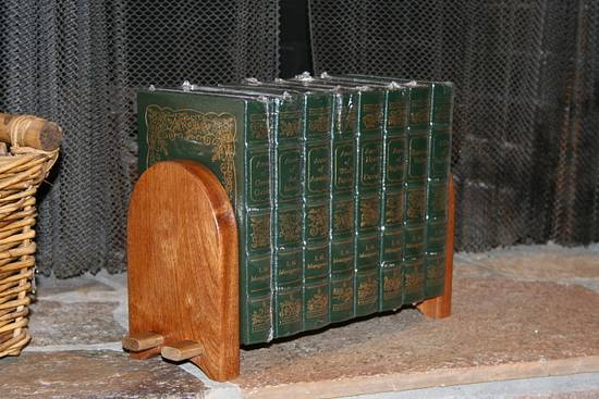 Book Ends - Woodworking Project by Railway Junk Creations