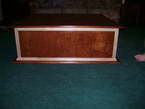 Sofa Table - Woodworking Project by David Roberts