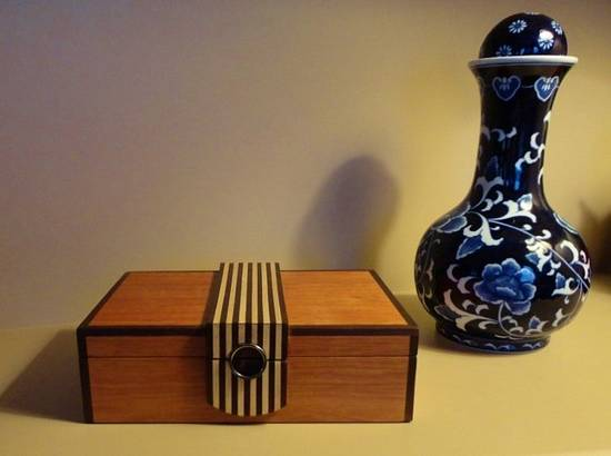 ART DECO BOX - Woodworking Project by kiefer