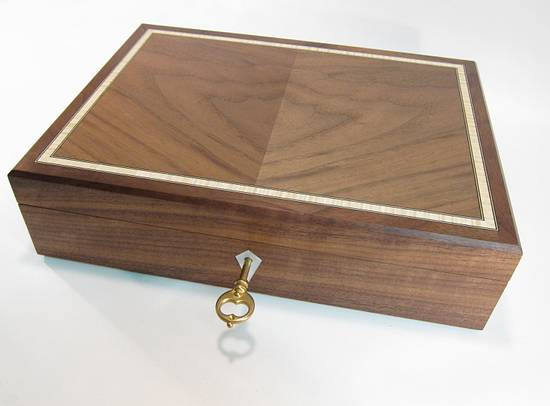Crawford box  - Woodworking Project by David Clark