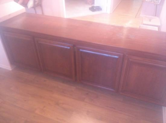 Revitalized kitchen cabinets  - Woodworking Project by Christopher Richard