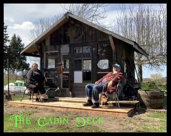 Cabin Enhancement - Woodworking Project by MsDebbieP