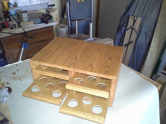 Kcup holder - Woodworking Project by Bens Wood Pile