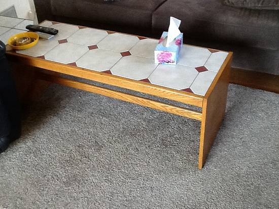 Old Project - coffee tables, end tables - Woodworking Project by Thorreain