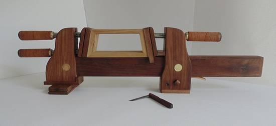 MY FAVORIT CLAMP  - Woodworking Project by kiefer