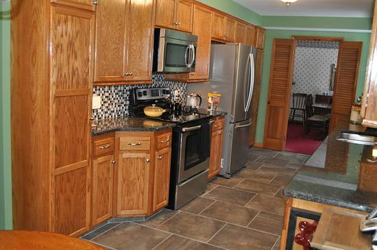 Custom galley kitchen  - Woodworking Project by Peepaw