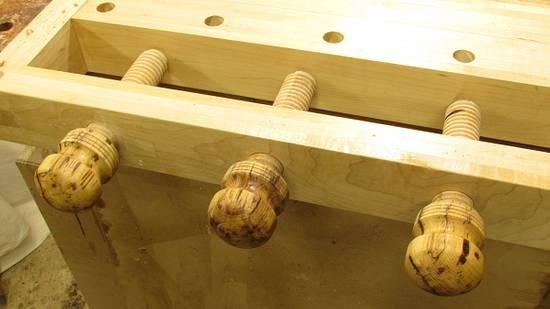 Portable (Milkmans) Workbench Version II - Woodworking Project by Woodbridge